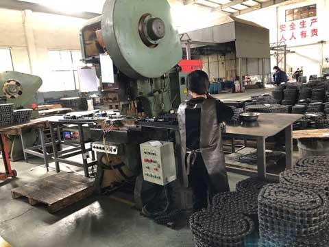 SFR Chain's industrial chain factories return to work